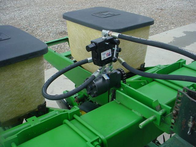 Hydraulic Wheel Drive System : Photos
