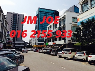 bandar puteri puchong shop office for rent