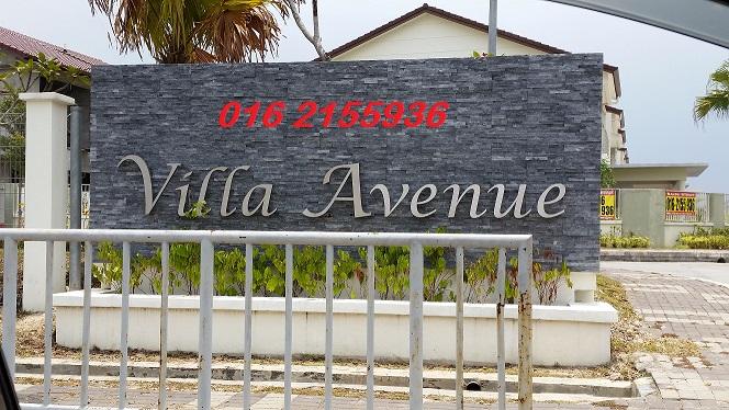 villa avenue equine park seri kembangan