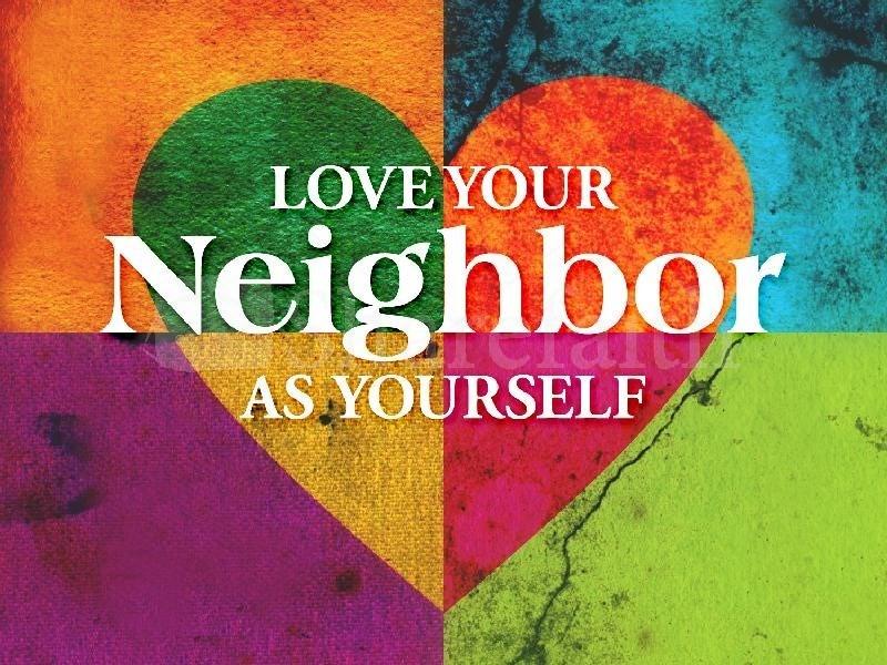 loveyour neighbor