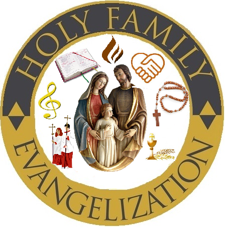 Holy Family Evangelization NEW - W-HF