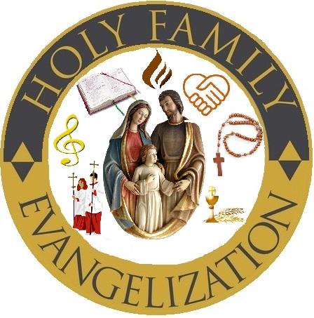 Holy Family Evangelization NEW - W-HF