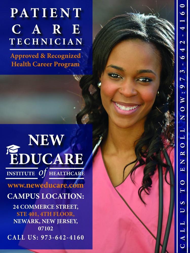 Certified Patient Care Technician Program At New Educare Institute
