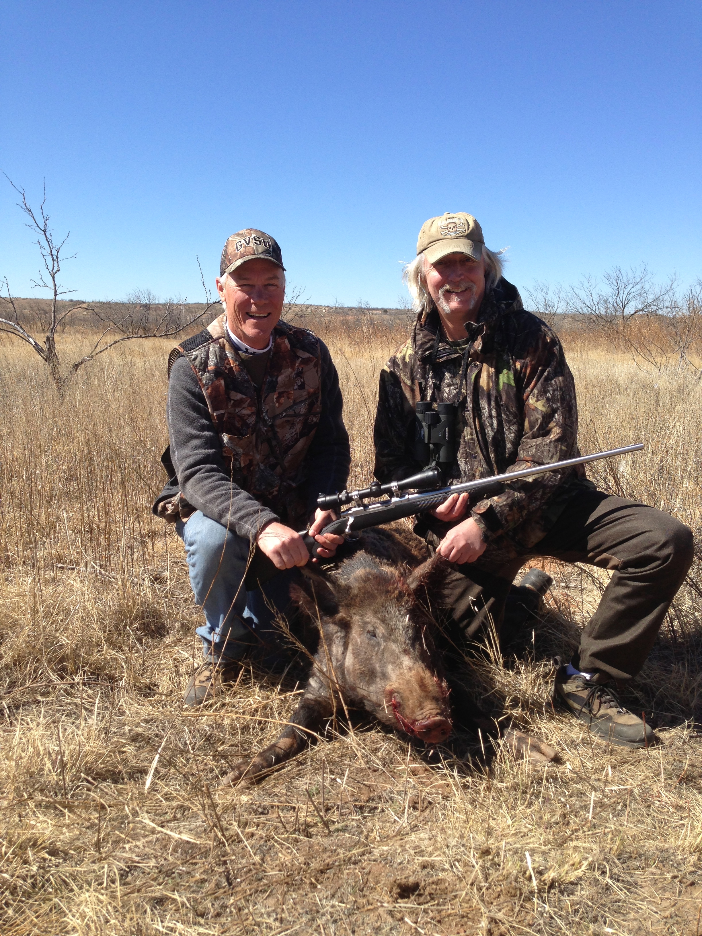 Wild Pig Hunting Texas