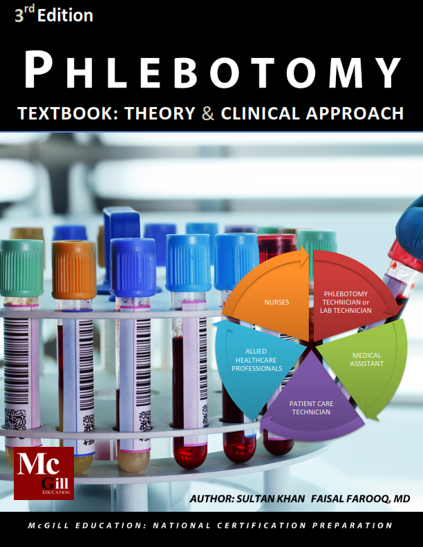 Phlebotomy Textbook Theory And Clinical Approach Isbn 9781495107931
