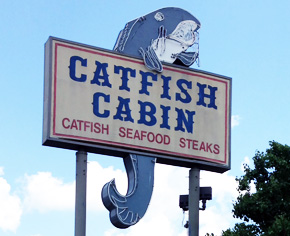 Location & Directions to the Best Catfish Restaurant in ...