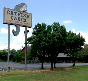 About Catfish Cabin Restaurant • Good Place to Eat in ...