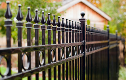 metal fences chain link fences ornamental fences iron fences in west tn milan jackson