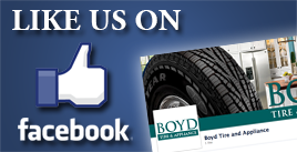 Boyd tire and appliance facebook