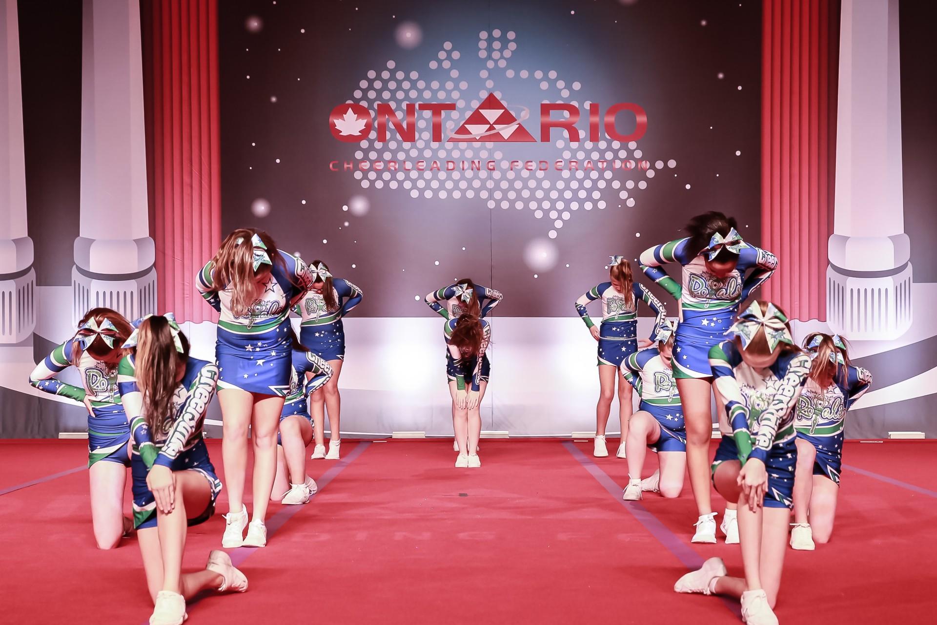 Wedding Insurance Ontario: Ontario Cheerleading Federation