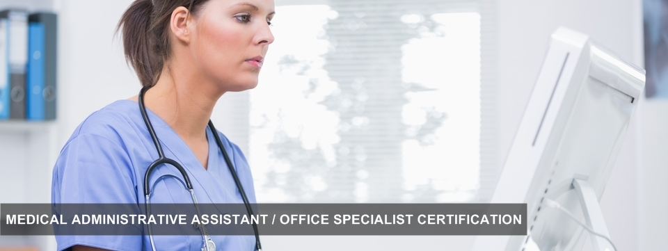Medical Assistant Certification 75 Medical Admin Certification