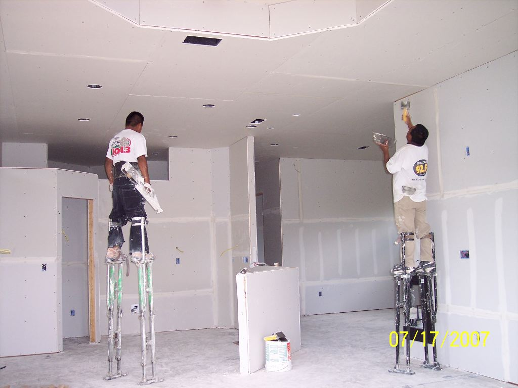 Drywall Contractor Nj Repair Installation Plaster