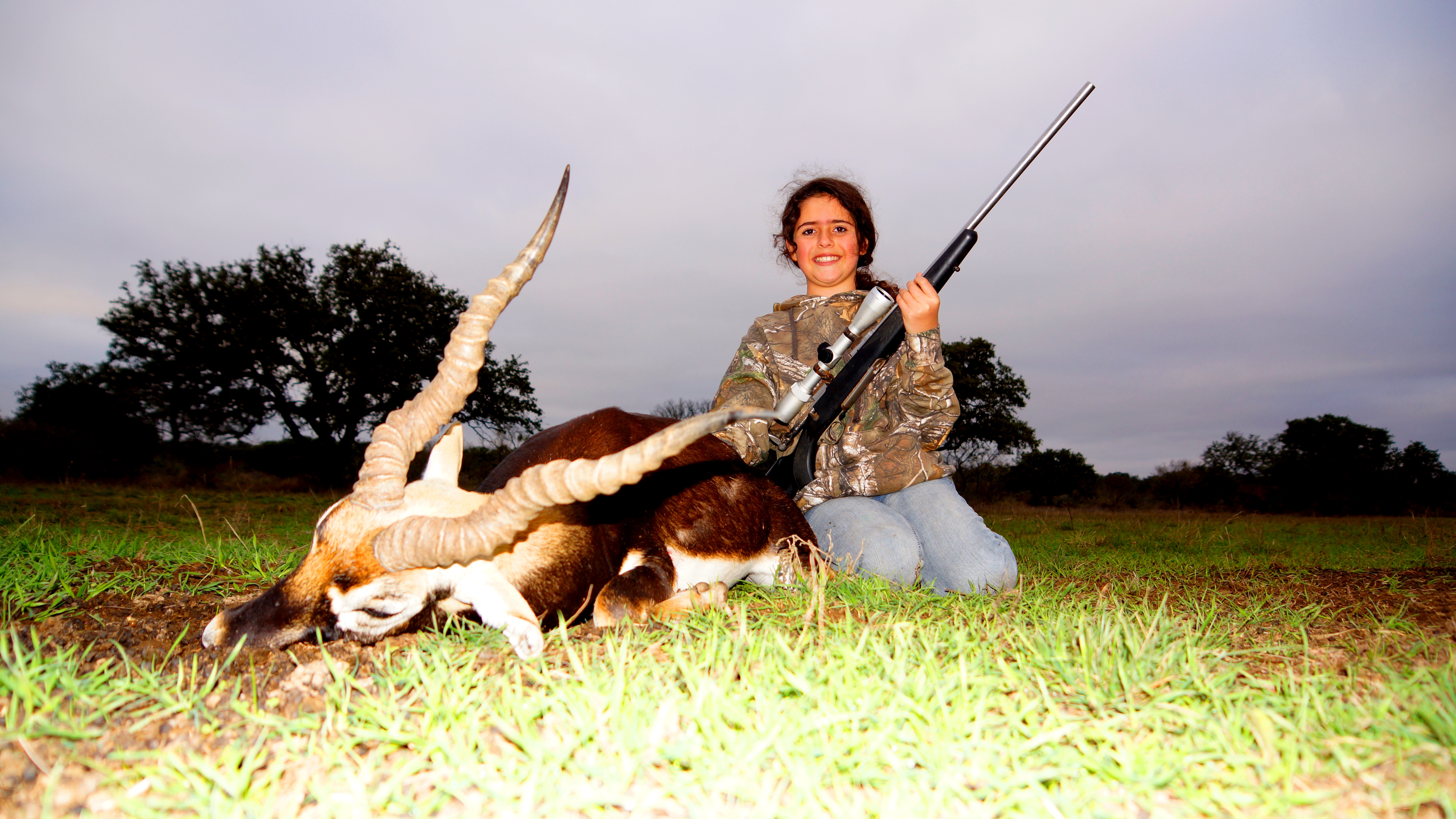 Exotic Hunting Texas a title