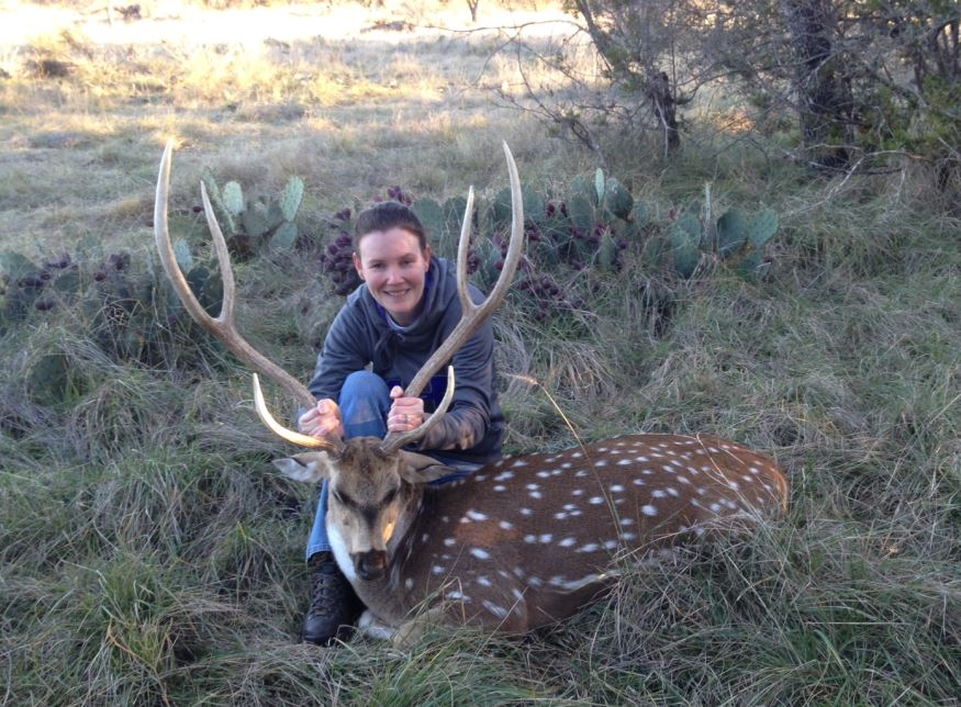 Texas exotic hunt