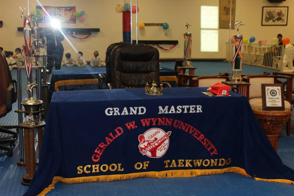 Grand Master Wynn Univ.