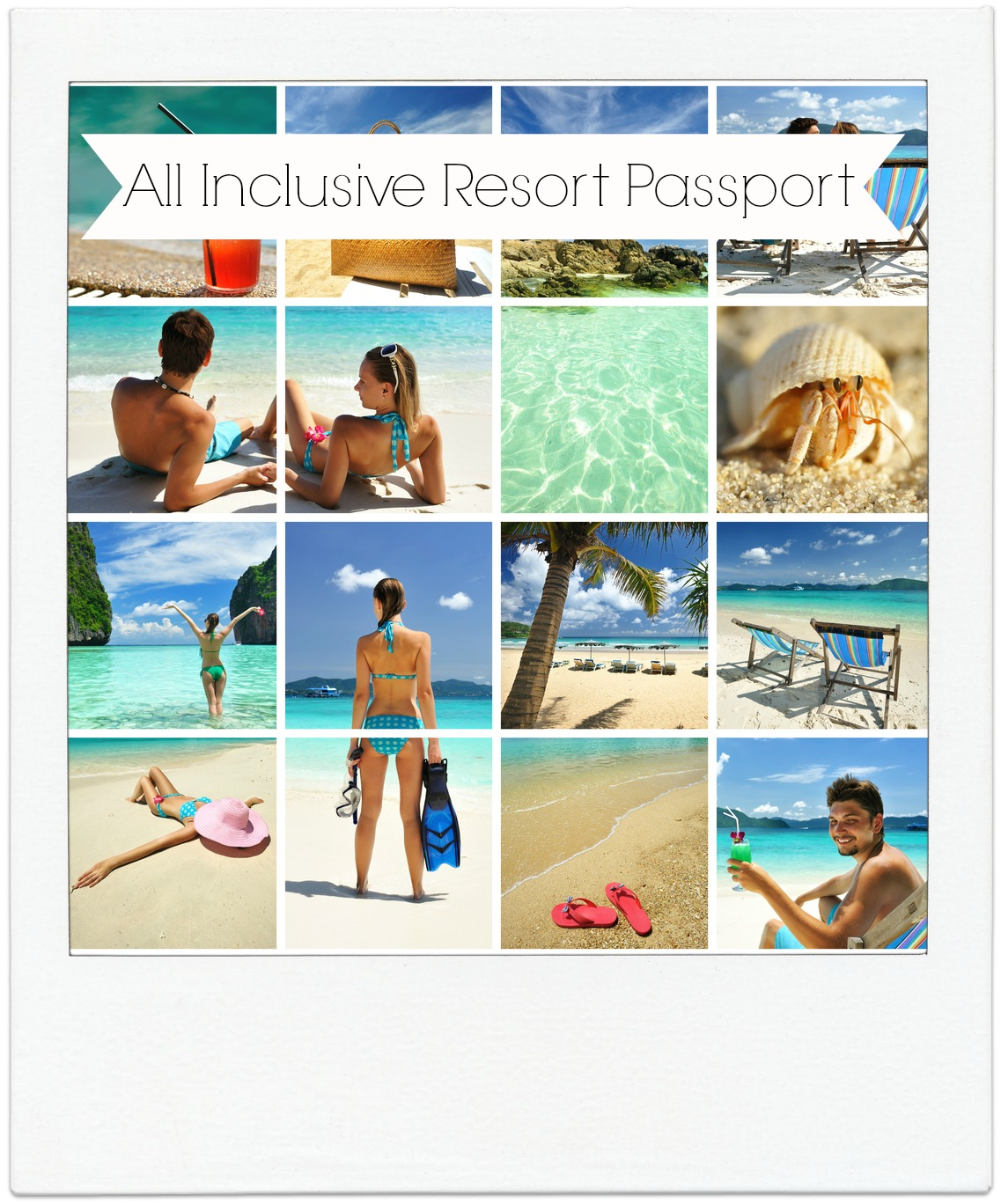 Vacation Travel All Inclusive Mexico or Dominican Republic