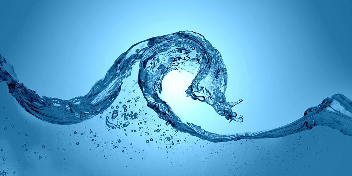 Bild von Wasser